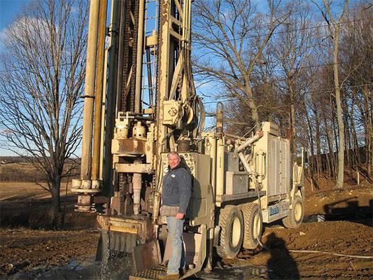 Roarke Well Drilling T4