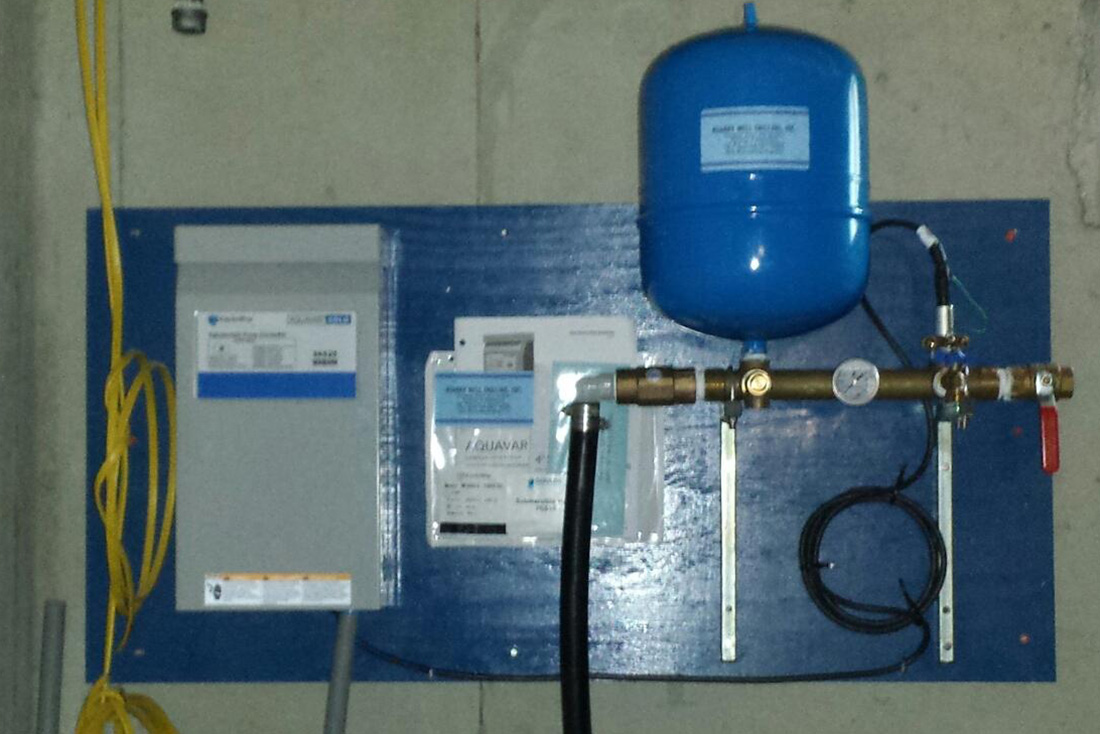 constant well water pressure system Orange County NY